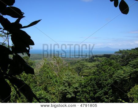 Cape Trib Daintree Lookout