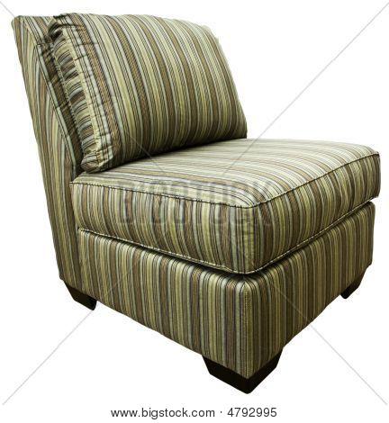 Armlose zeitgenössischen Akzent Stuhl