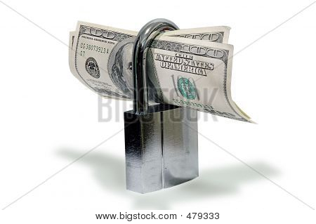 Trava & nos proteger Dólar