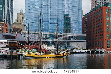 Boston Tea-Party Ship