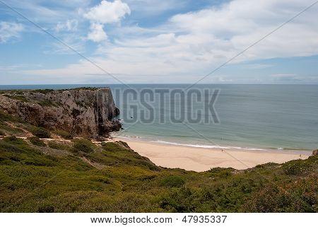 Beach In Sagres