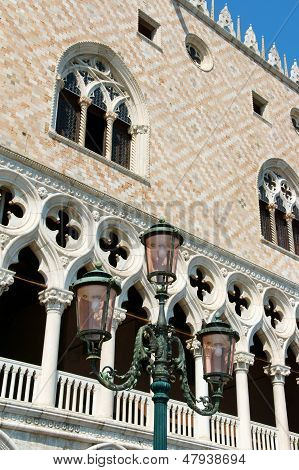 Palazzo Ducale (doge's Palace) In Venice