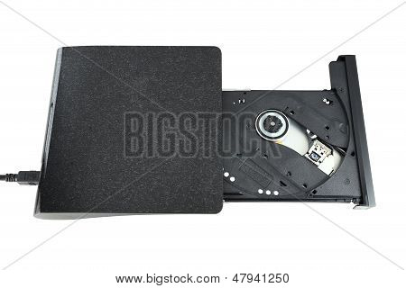 Portable Cd/dvd External Drive