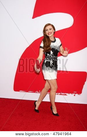 LOS ANGELES - JUL 11:  Holland Roden arrives at the
