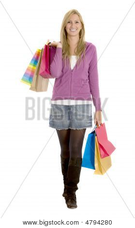 Compras mujer