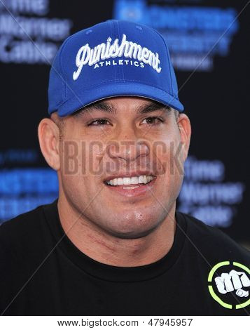 LOS ANGELES - JUN 17:  Tito Ortiz arrives to the '