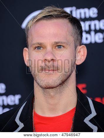 LOS ANGELES - JUN 22:  Dominic Monaghan arrives to the 'The Lone Ranger' Hollywood Premiere  on June 22, 2013 in Hollywood, CA