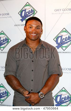 NEW YORK-JULY 14: New York Mets player Marlon Byrd attends the Aces, Inc. All Star party at Marquee on July 14, 2013 in New York City.