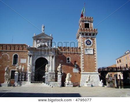 Arsenal In Venice