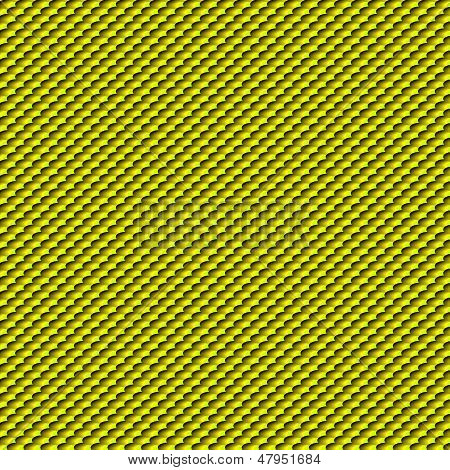 Fish Scales As Background Texture