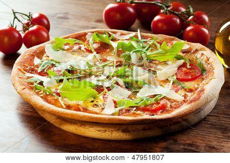 Pizza Arugola