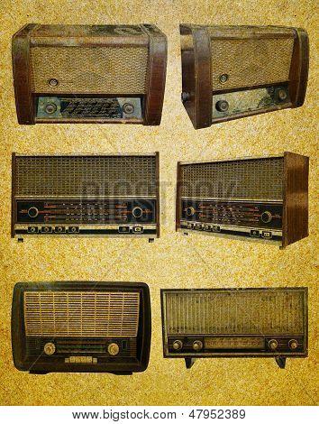Radio Retro Set