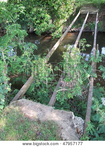 Broken Down Bridgeway