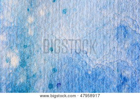 Blue Watercolour Textures 2