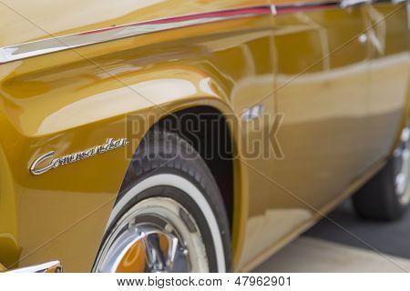 1965 Studebaker Commander Side Panel