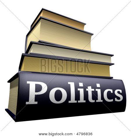 Education Books - Politics
