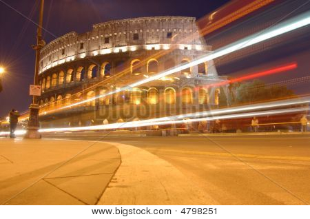 Lights Of Rome