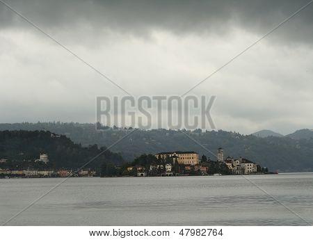 San Giulio Isle