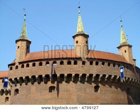 Barbican Of Cracow