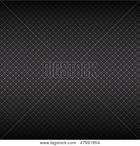 Abstract black regular background for electronic devices. Vector illustration