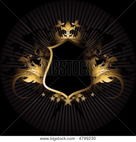 Ornamental Shield