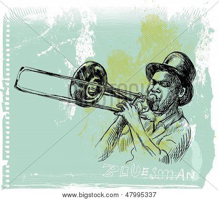 Musician - Trumpeter