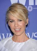 LOS ANGELES - JUN 12:  Jenna Elfman arrives to the Women In Film's 2013 Crystal + Lucy Awards  on Ju