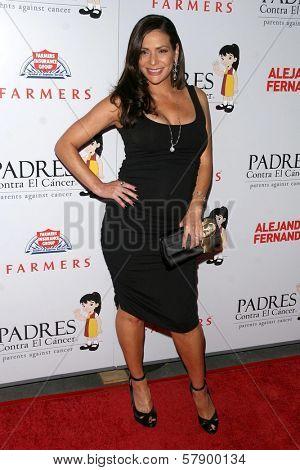 Constance Marie  at the 8th Annual Padres Contra El Cancer's 'El Sueno De Esperanza' Benefit Gala. Hollywood and Highland Grand Ballroom, Hollywood, CA. 10-07-08