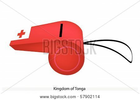 A Whistle Of The Kingdom Of Tonga