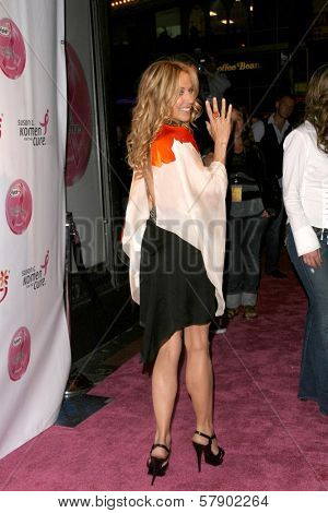 Sheryl Crow  at the concert to promote the 10th Anniversary of Yoplait's Save Lids To Save Lives Program. The Wiltern Theatre, Los Angeles, CA. 10-10-08
