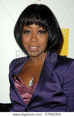 Tichina Arnold  at the Hollywood Life's 5th Annual Hollywood Style Awards. Pacific Design Center, West Hollywood, CA. 10-12-08