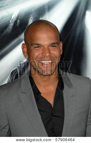 Amaury Nolasco  at the Los Angeles Premiere of 'Max Payne'. Grauman's Chinese Theatre, Hollywood, CA. 10-13-08