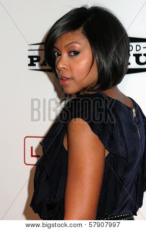 Taraji P. Henson  at the Grand Reopening of The Hollywood Palladium. Hollywood Palladium, Hollywood, CA. 10-15-08