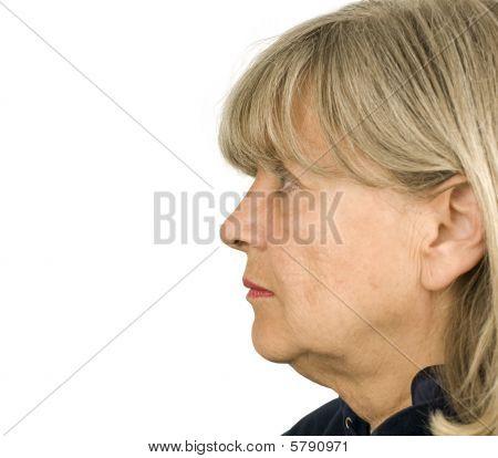 Senior Woman Profile