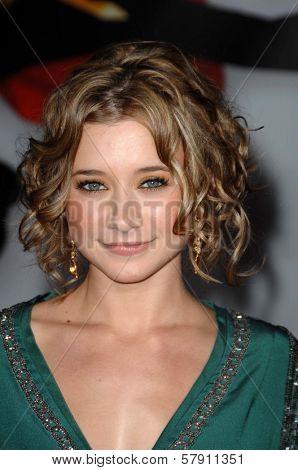 Olesya Rulin  at the Los Angeles Premiere of 'High School Musical 3 Senior Year'. USC, Los Angeles, CA. 10-16-08