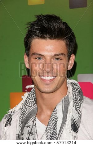 Adam Gregory  at the T-Mobile G1 Launch Party. Siren Studios, Hollywood, CA. 10-17-08