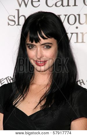 Krysten Ritter  at the Los Angeles Premiere of 'Zack and Miri make a porno'. Grauman's Chinese Theater, Hollywood, CA. 10-20-08