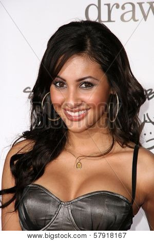 Francia Raisa  at the Los Angeles Premiere of 'Zack and Miri make a porno'. Grauman's Chinese Theater, Hollywood, CA. 10-20-08