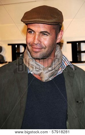 Billy Zane  at the Burberry Beverly Hills Store Re-Opening. Burberry Beverly Hills Store, Beverly Hills, CA. 10-20-08