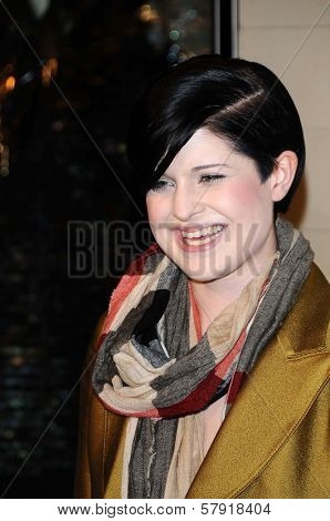 Kelly Osbourne  at the Burberry Beverly Hills Store Re-Opening. Burberry Beverly Hills Store, Beverly Hills, CA. 10-20-08