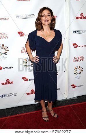 Sasha Alexander  at 'Rock The Kasbah' Benefiting Virgin Unite, Hollywood Roosevelt Hotel, Hollywood, CA. 10-23-08