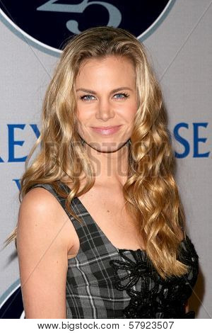 Brooke Burns  at the 2008 Breeders' Cup Winners Circle Gala. Hollywood Palladium, Hollywood, CA. 10-23-08
