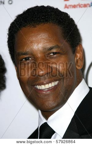 Denzel Washington  at the 30th Annual Carousel of Hope Ball to benefit the Barbara Davis Center for Childhood Diabetes, Beverly Hilton, Beverly Hills, CA. 10-25-08