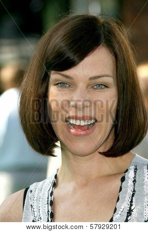 Debi Mazar  at the Los Angeles Premiere of 'Madagascar Escape 2 Africa'. Mann Village Theatre, Westwood, CA. 10-26-08