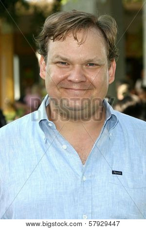 Andy Richter  at the Los Angeles Premiere of 'Madagascar Escape 2 Africa'. Mann Village Theatre, Westwood, CA. 10-26-08