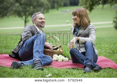 Conversation By Picnic