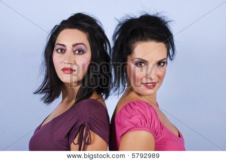 Beauty Gorgeous Women
