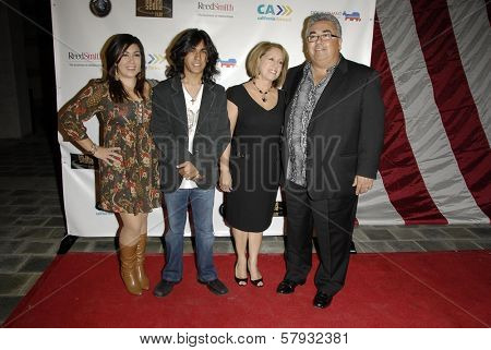 Senator Ron Calderon  at the 2008 Donkaphant Film Festival, Skirball Cultural Center, Los Angeles, CA. 10-29-08