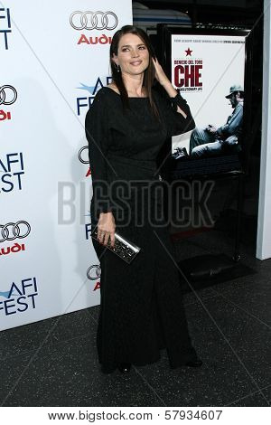 Julia Ormond  at the AFI Fest 2008 Centerpiece Gala Screening of 'Che'. Grauman's Chinese Theatre, Hollywood, CA. 11-01-08