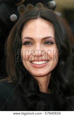 Angelina Jolie  at the DVD and Blu-Ray Debut of 'Kung Fu Panda'. Grauman's Chinese Theater, Hollywood, CA. 11-09-08